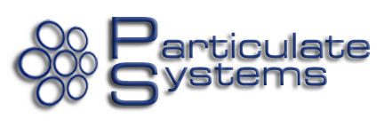 Particulate Systems Logo Blue